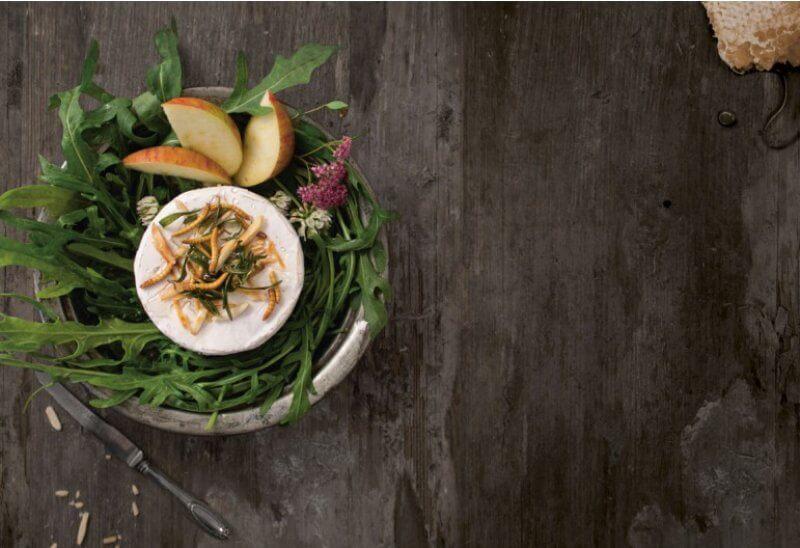 Zuppa agli insetti Grilli, Cavallette e Scarabei