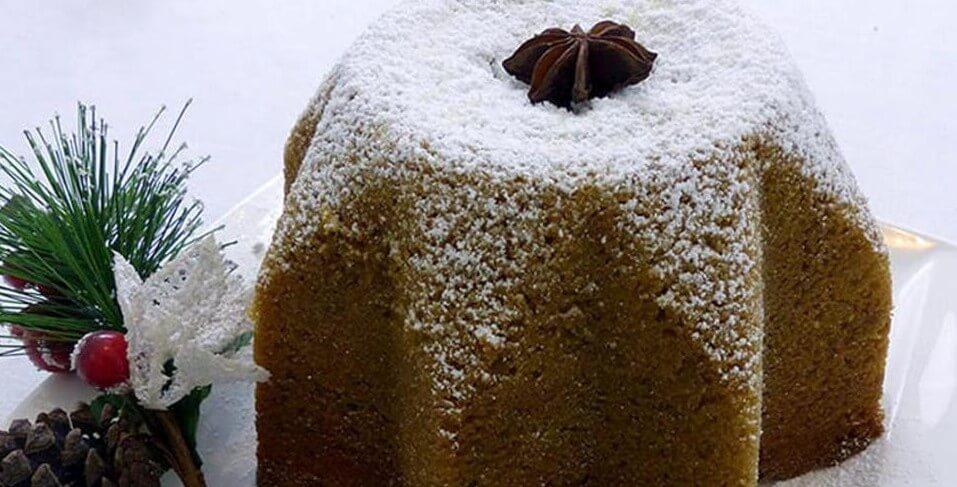 Pandoro agli insetti di MasterBug: nuovo dolce natalizio con farina di insetti